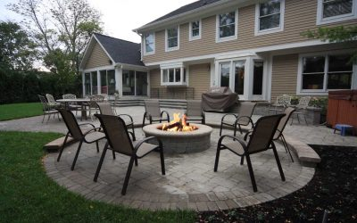 Upper Arlington Patio