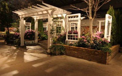 Wood Landscape Services – At the Garden Show