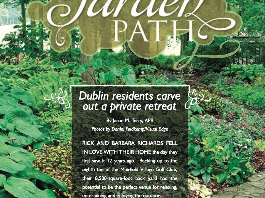 HouseTrends Magazine – Down the Garden Path