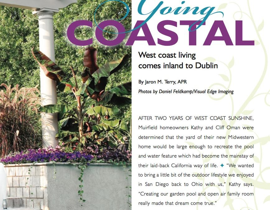 HouseTrends Magazine – Going Coastal