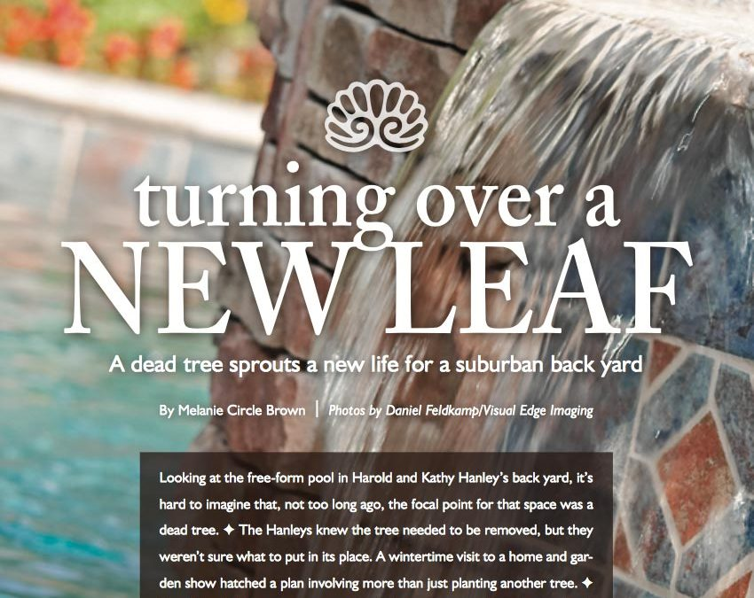 HouseTrends Magazine – Turning Over a New Leaf